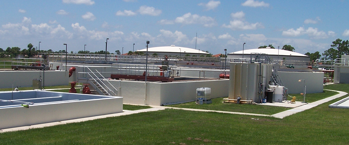 The Water Treatment Plant