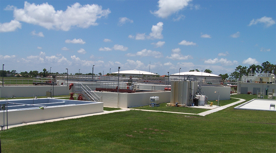 St. Lucie West Services District Water Plant
