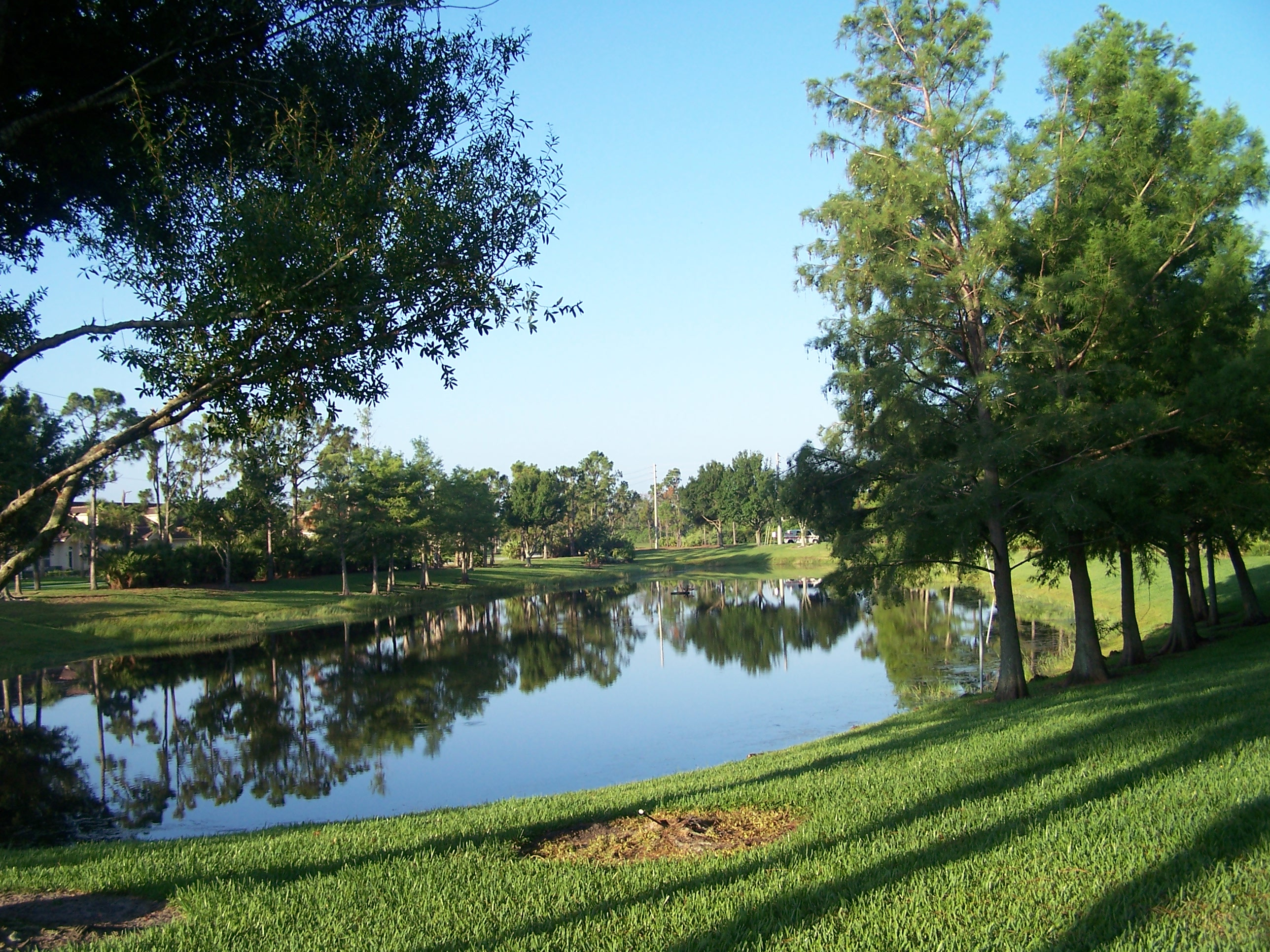St. Lucie West lake